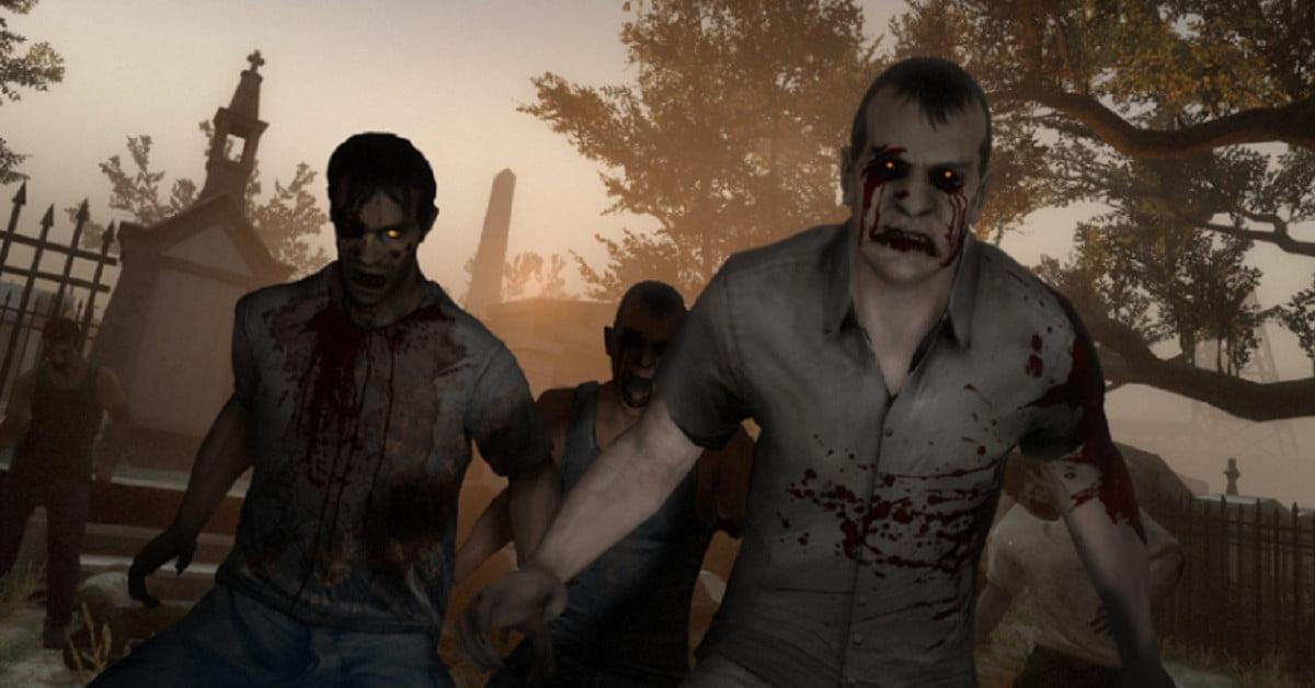 Pas de Left 4 Dead 3 ; Valve dément la fuite de l'art conceptuel et la rumeur d'une version VR.