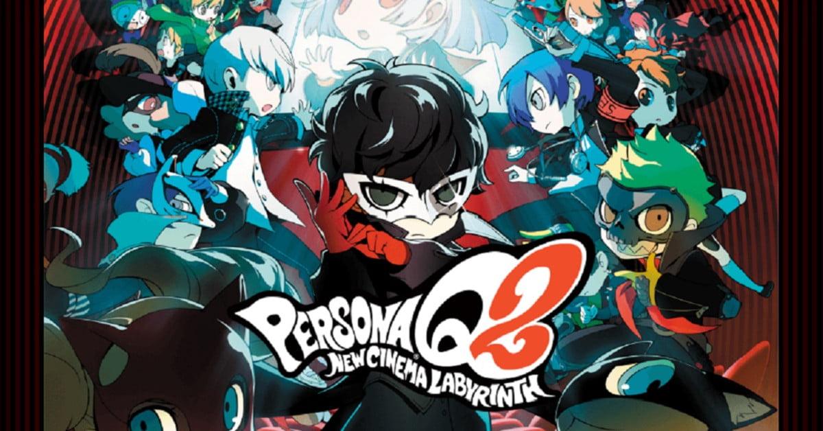 Persona Q2 sur Nintendo 3DS sera lancé en Amérique du Nord en juin.