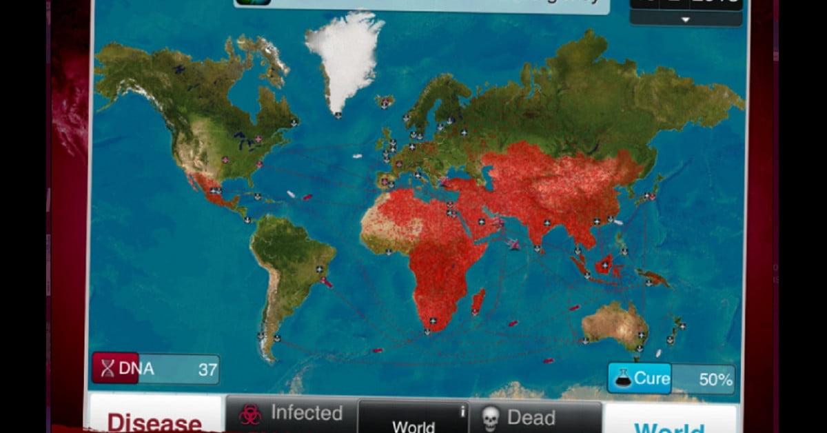Plague Inc. La peur d'une nouvelle épidémie de coronavirus fait grimper les téléchargements en flèche