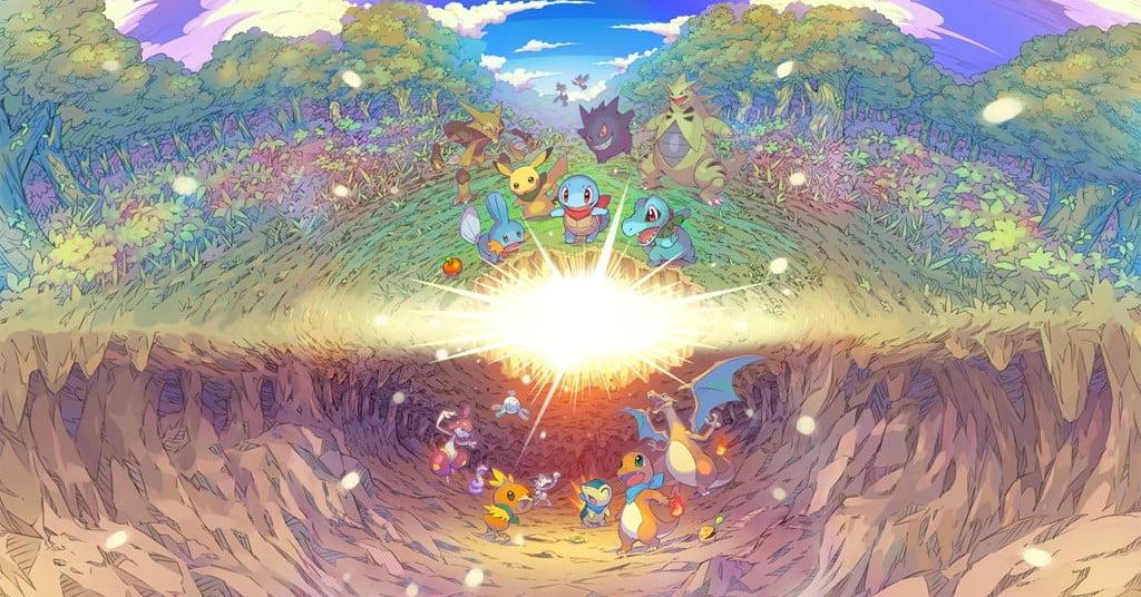 Pokémon Donjon Mystère : Rescue Team DX Critique du jeu : Une quête ennuyeuse