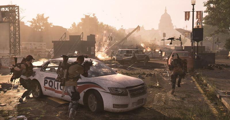 Pré-commandez The Division 2 sur PC et recevez un jeu Ubisoft gratuit