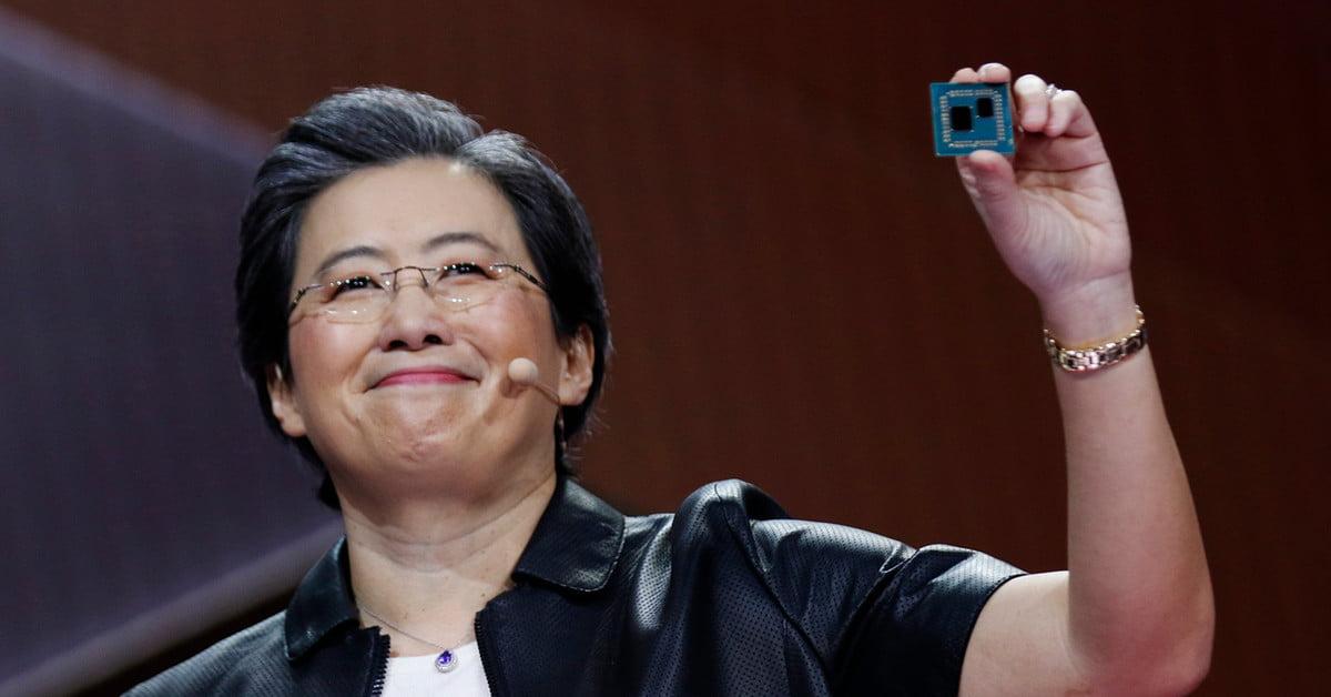 Regardez AMD annoncer ses nouvelles puces Ryzen 3000 au Computex 2019
