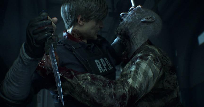 Resident Evil 2 obtient une démo à laquelle vous ne pourrez jouer qu'une seule fois