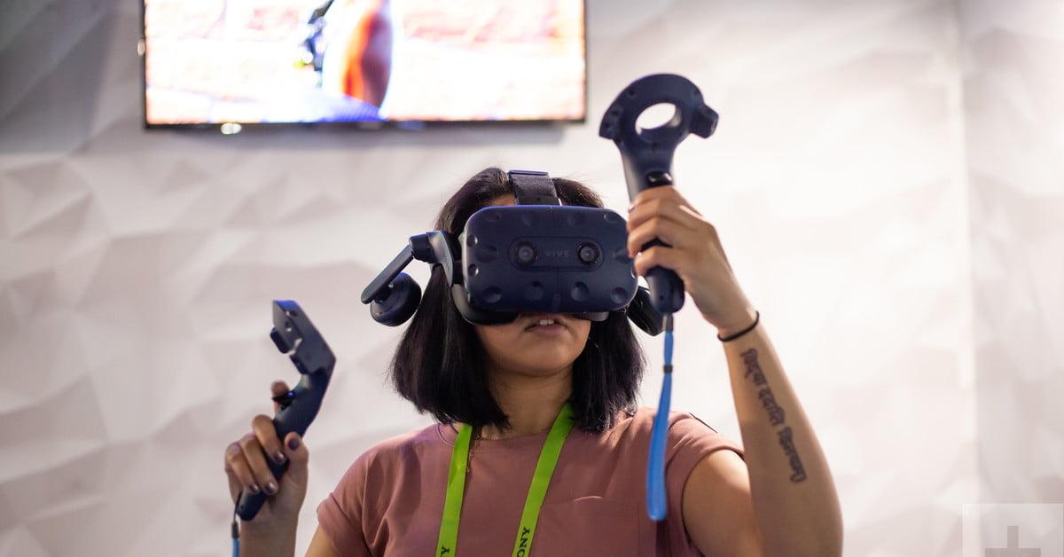 Révélé au CES 2019, l'œil du Vive Pro utilisera le suivi oculaire de Tobii