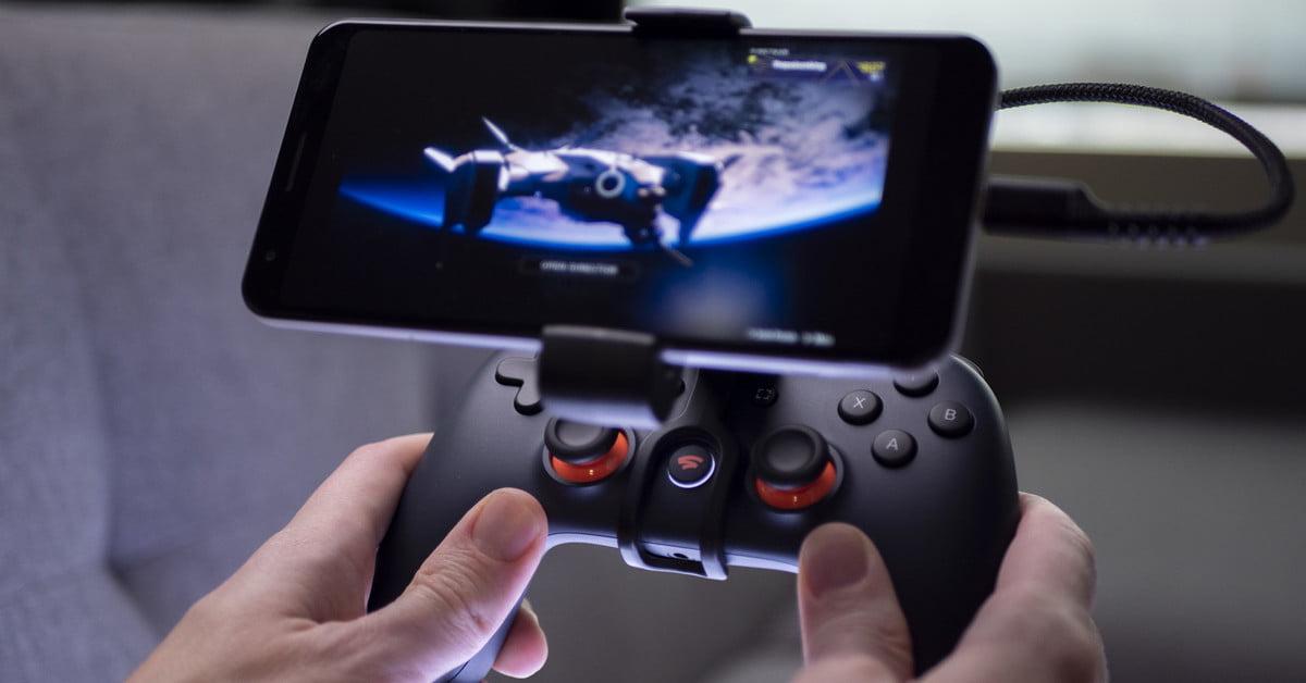 Revue Google Stadia : Vous ne pouvez pas jouer à des jeux sur le potentiel