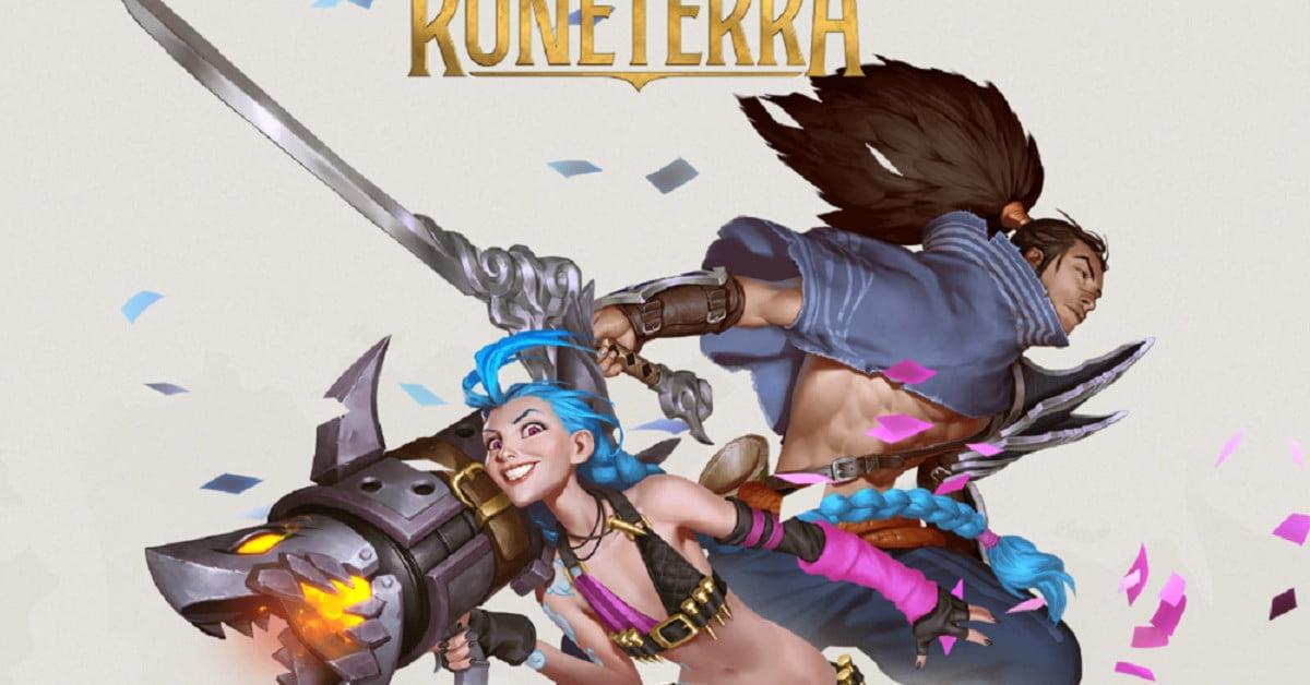 Riot Games lance la bêta ouverte de Legends of Runeterra le 24 janvier.