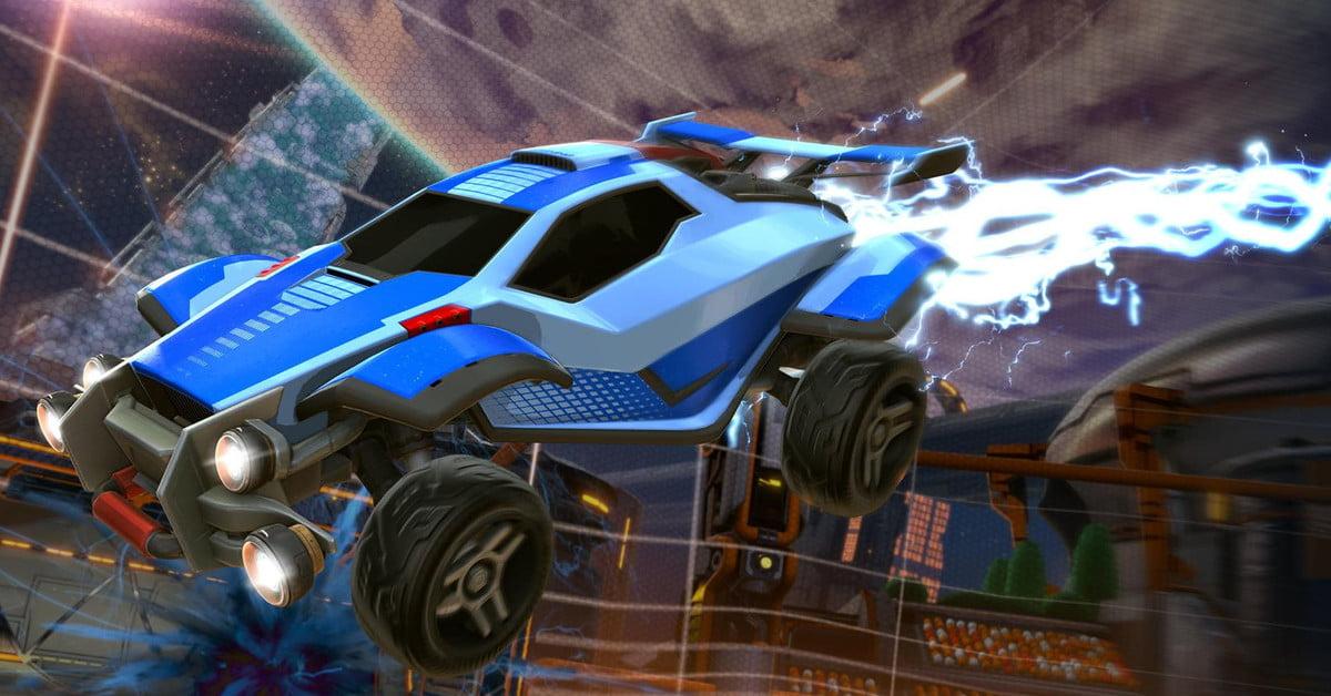 Rocket League bénéficie d'une prise en charge complète du jeu croisé sur consoles et PC