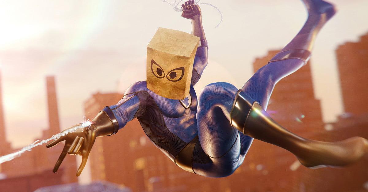 Spider-Man pour PS4 ajoute deux costumes des Quatre Fantastiques