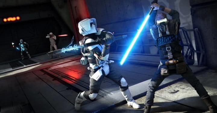 Star Wars Jedi : L'ordre déchu : une explosion, mais un sentiment de familiarité.