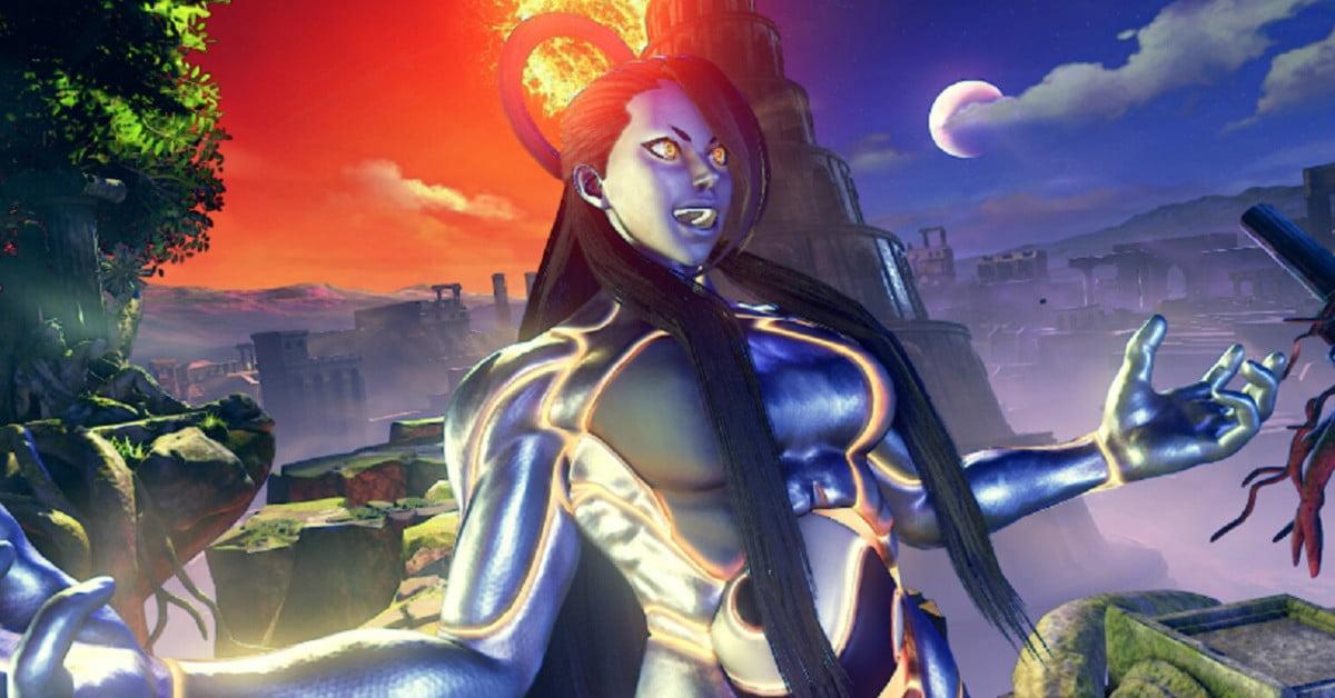 Street Fighter V : Champion Edition présente un nouveau look pour Seth.
