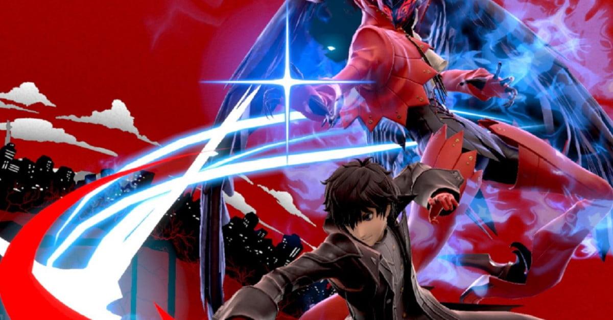 Super Smash Bros. Ultimate se fige lorsque le Joker tente le Smash final