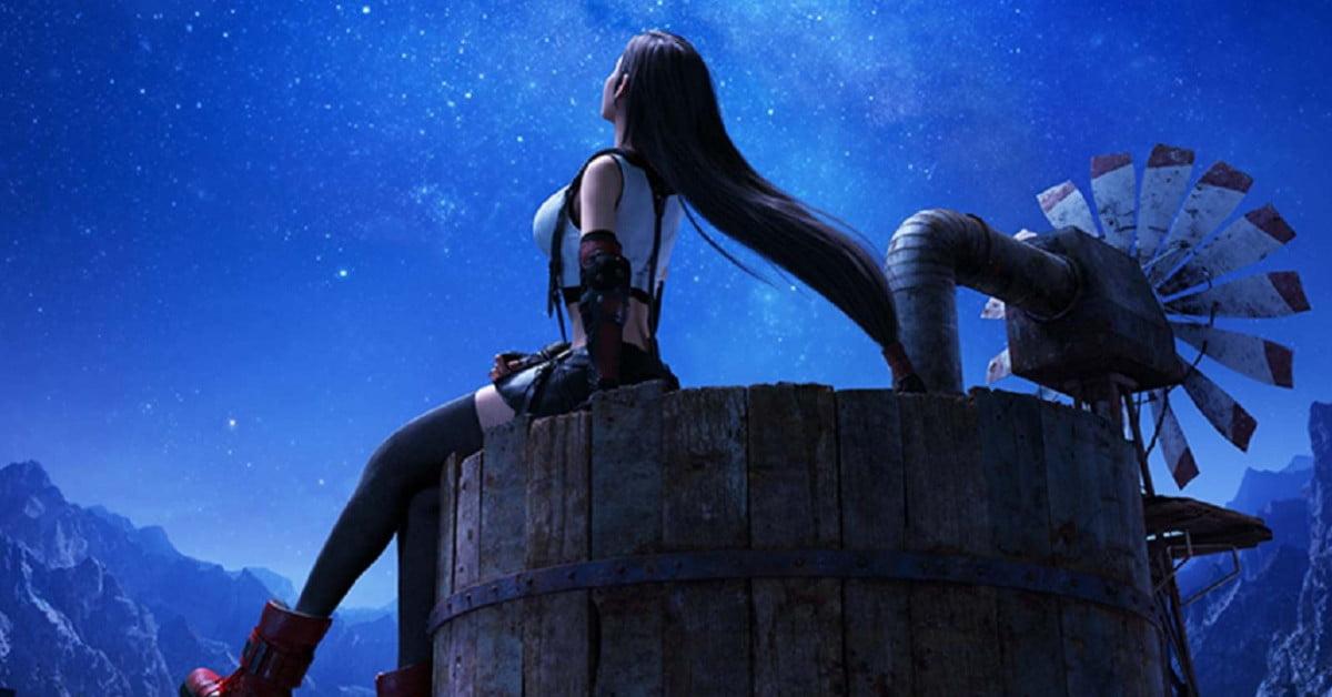 Thème dynamique du remake de Final Fantasy VII vendu avec des chocolats