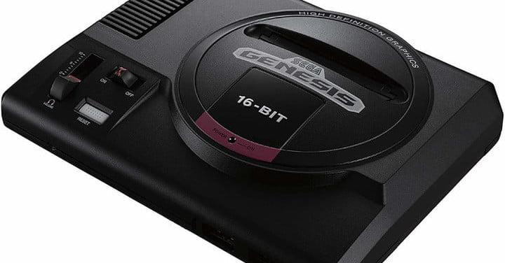 Tout ce que nous savons sur la Sega Genesis Mini