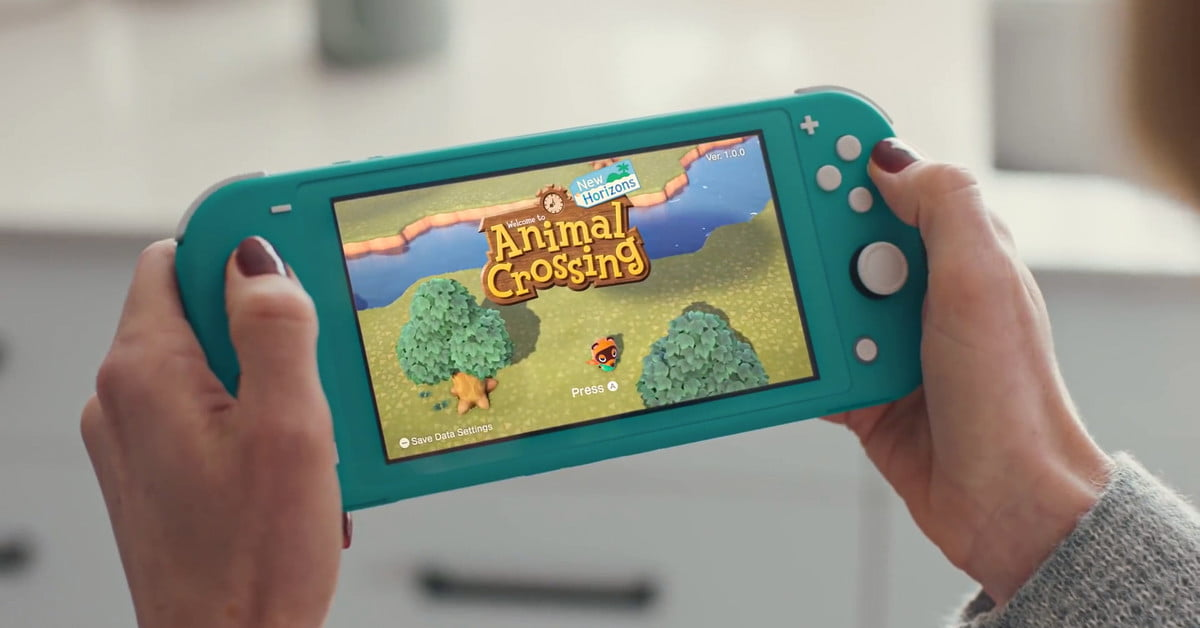 Un coronavirus affecte la production de la Switch au Japon, y compris l'édition d'Animal Crossing