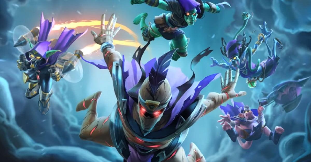 Un jeu axé sur les méchants, Hearthstone : Rise of Shadows sera lancé en avril