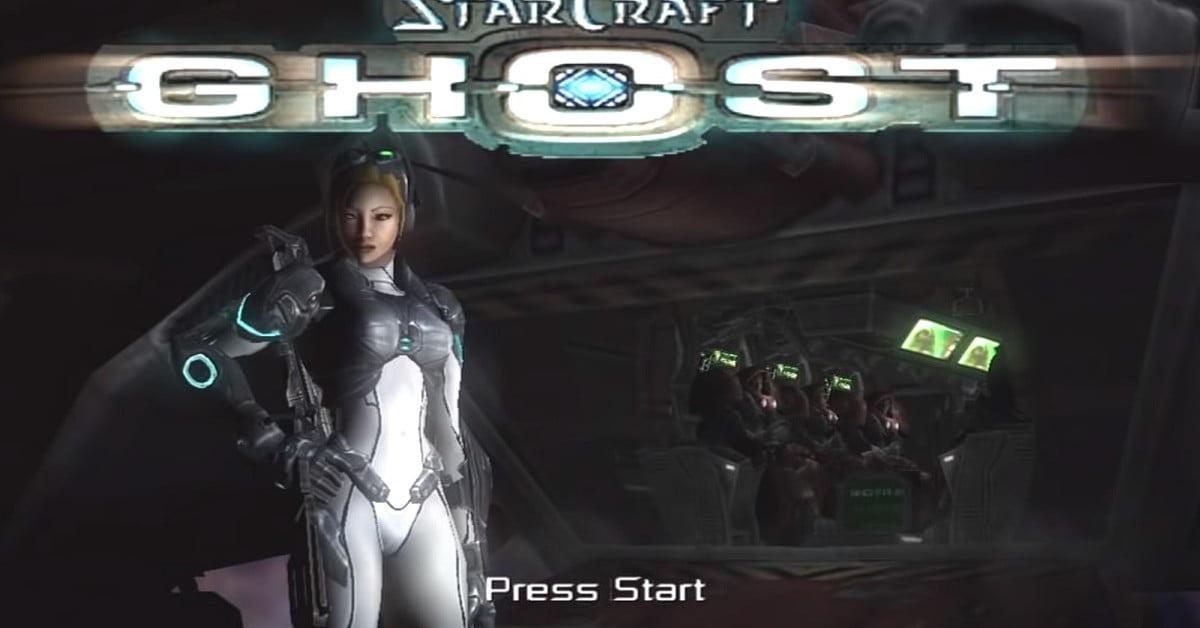 Une version jouable de StarCraft : Ghost en ligne