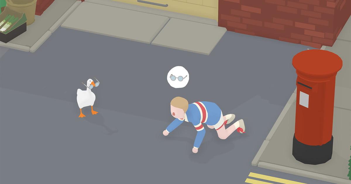 Untitled Goose Game Studio fait don de 1% de ses revenus à une œuvre de charité. Pour toujours.