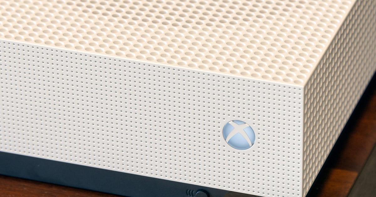 Voici à quoi ressemblera la Xbox One S All Digital Edition