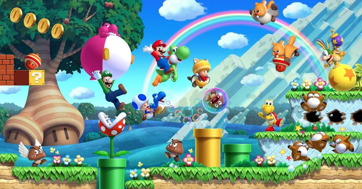 Vous pouvez débloquer un personnage secret dans le nouveau Suepr Mario Bros. U Deluxe