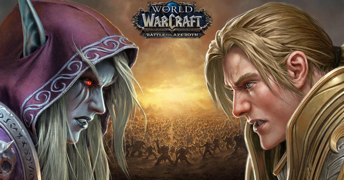 World of Warcraft : Battle For Azeroth Tout ce que vous devez savoir FAQ