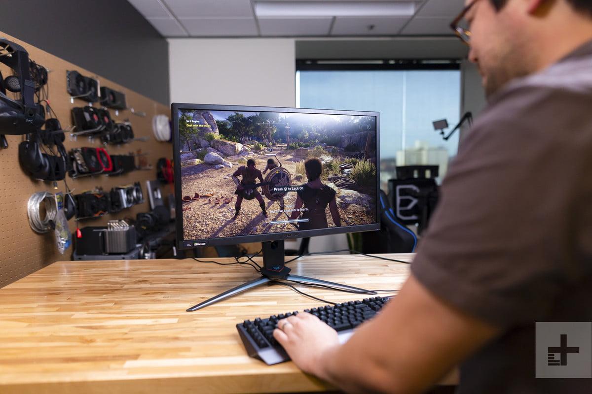 Critique du moniteur de jeu Acer Predator XB3