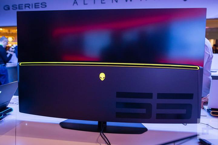 Critique de l'Alienware 55
