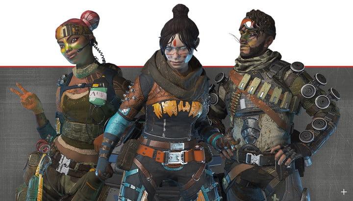 Octane | Apex Legends Battle Pass Season 1 Wild Frontier à venir le 19 Mars