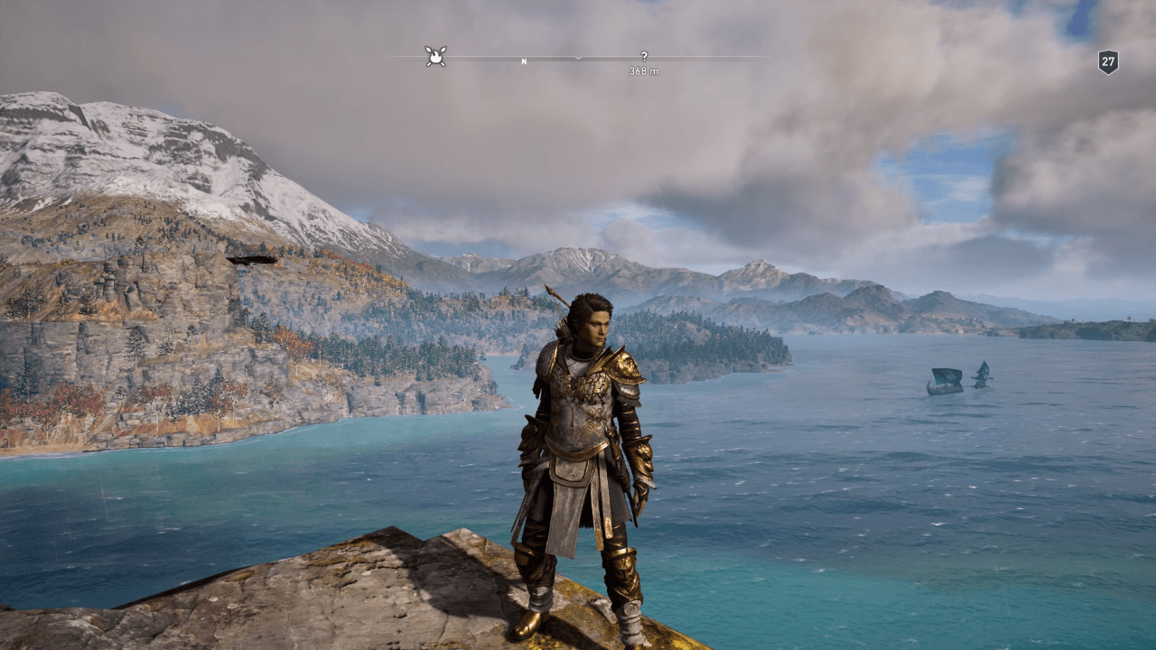 nvidia geforce now : revue assassins creed odyssey 1080p 2