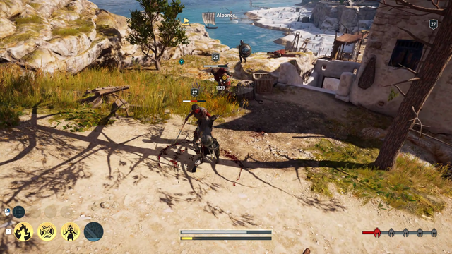 nvidia geforce now review assassins creed odyssey 5 4k