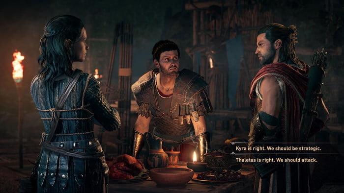 Assassin's Creed Odyssey : critique du jeu