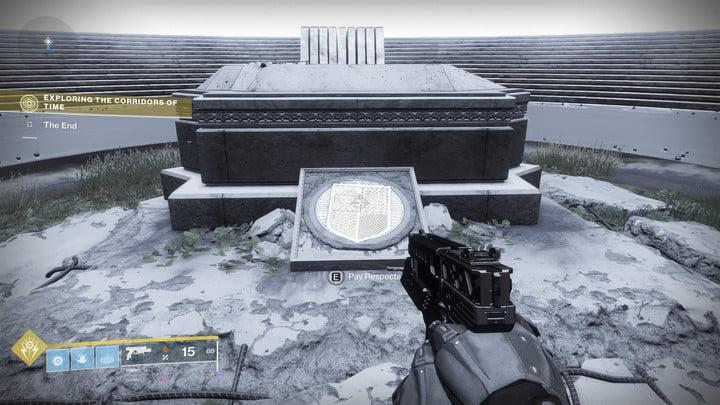 Destiny 2 Bastion Corridors du Temps