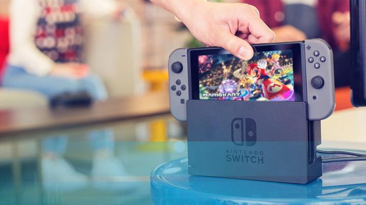 Meilleur produit de 2017 Nintendo Switch