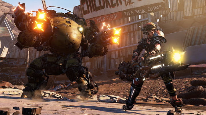 e3 2019 borderlands 3 hands on review personnages 2