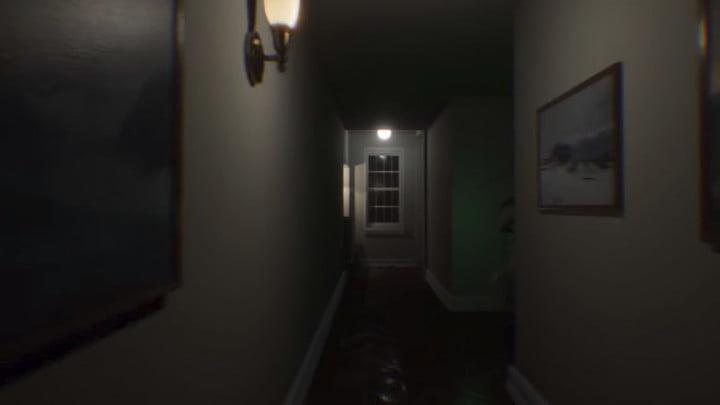 silent hills pt demo fan made corridors