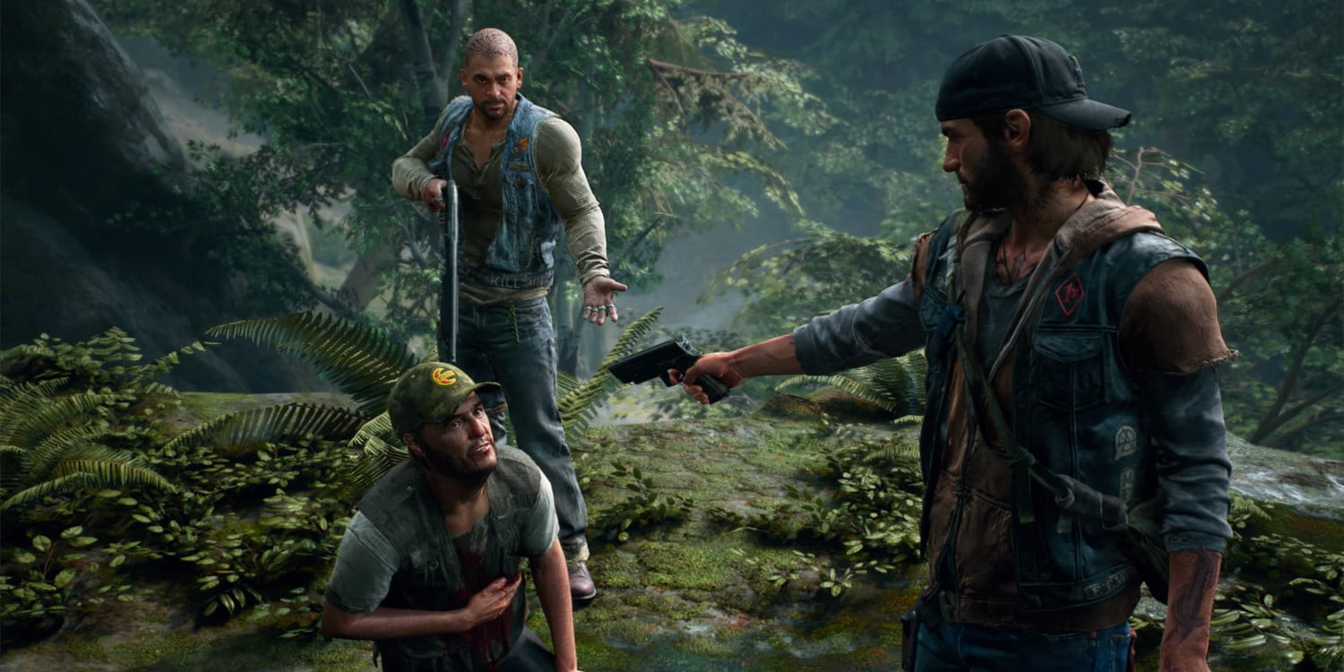 days gone review feat