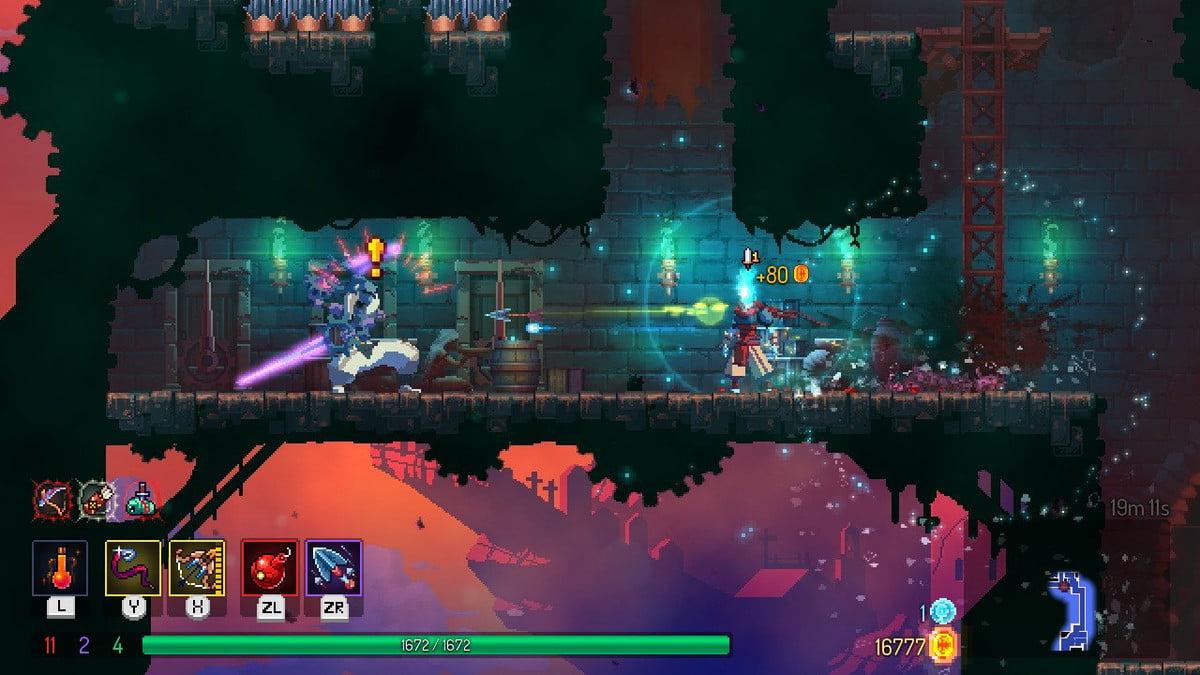 Dead Cells Critique du jeu