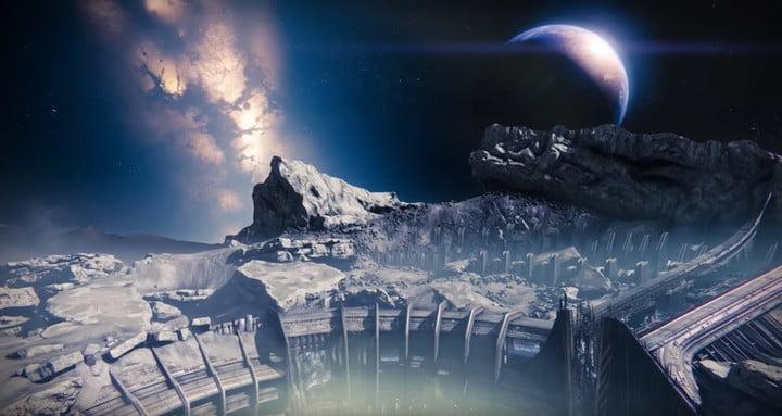Fuite de l'extension Shadowkeep de Destiny 2