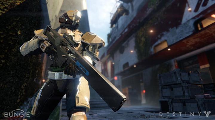 Destiny : The Taken King Sniper Omolon