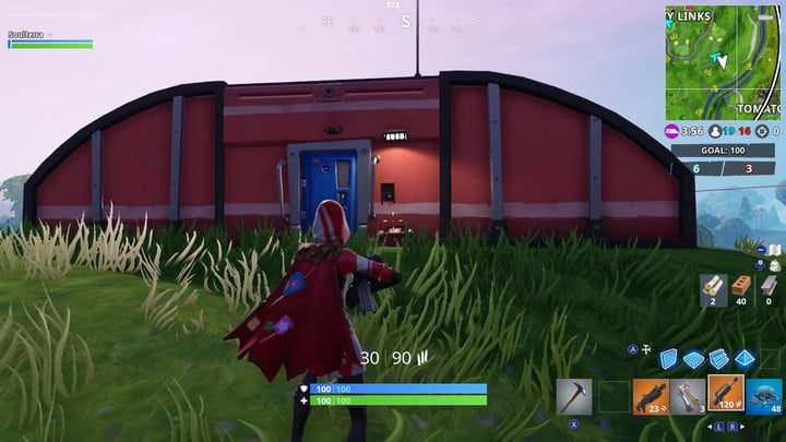 fortnite expedition outposts fortnite week 7 challenges