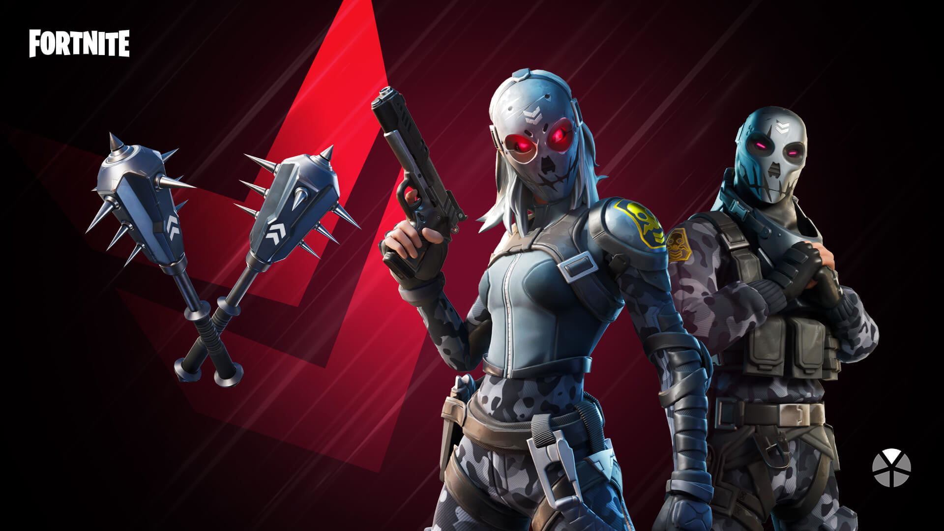Fortnite Search and Destroy