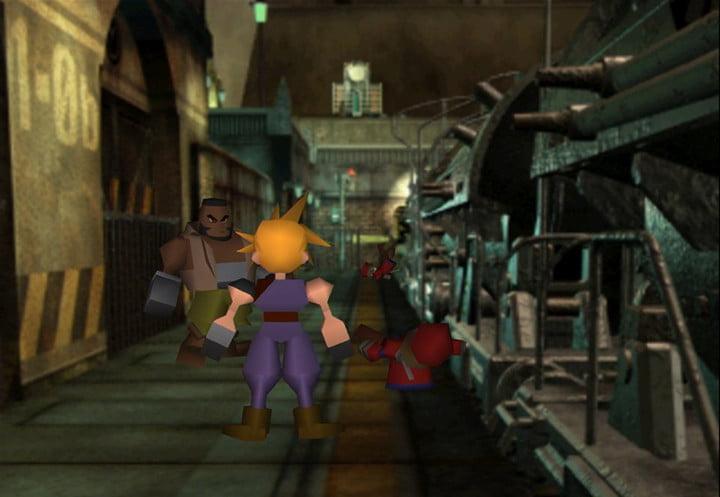 Inside Final Fantasy VII 7 : interview des développeurs, documentaire rétrospectif.