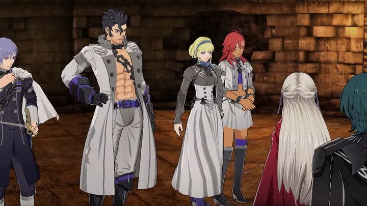 Nouveaux personnages dans le DLC de Fire Emblem