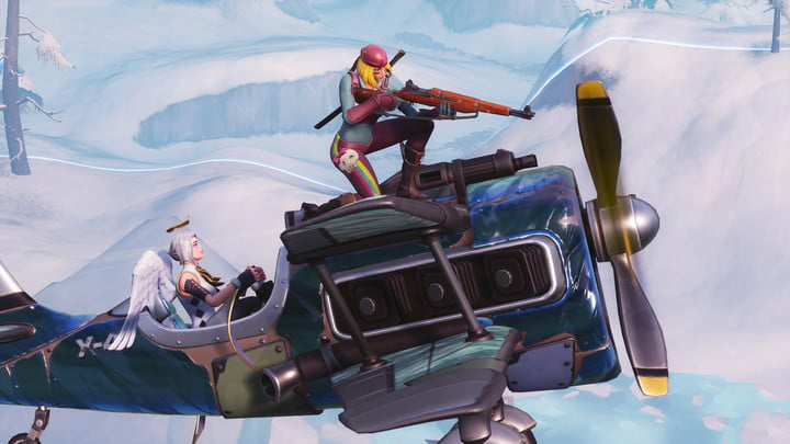Fortnite Overtime Challenges Guide free battle pass