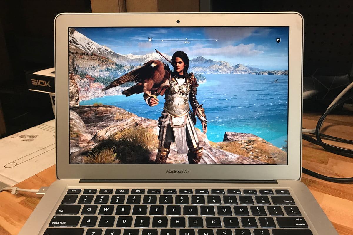 GeForce maintenant sur Mac