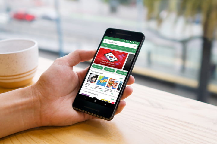 commentaires app store google play store
