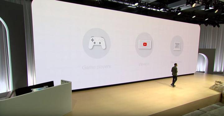 Google Stadia prix de l'annonce de jeu en streaming cloud lancement