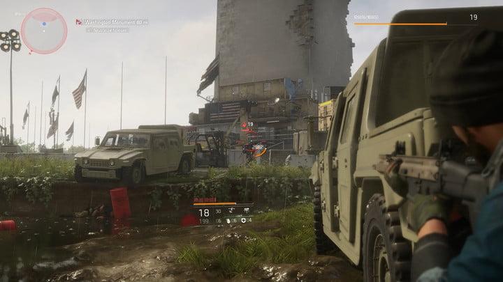 Compléter les missions annexes - Comment monter rapidement en puissance et atteindre la fin du jeu dans The Division 2.