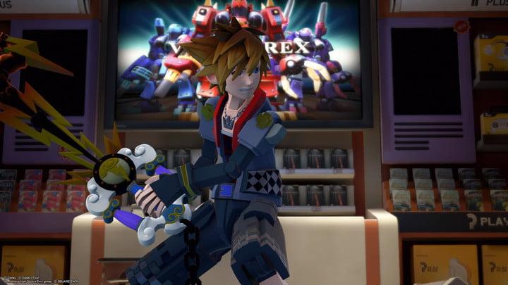 Kingdom Hearts III : critique