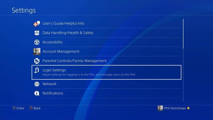 paramètres de connexion comment configurer le contrôle parental de la playstation 4