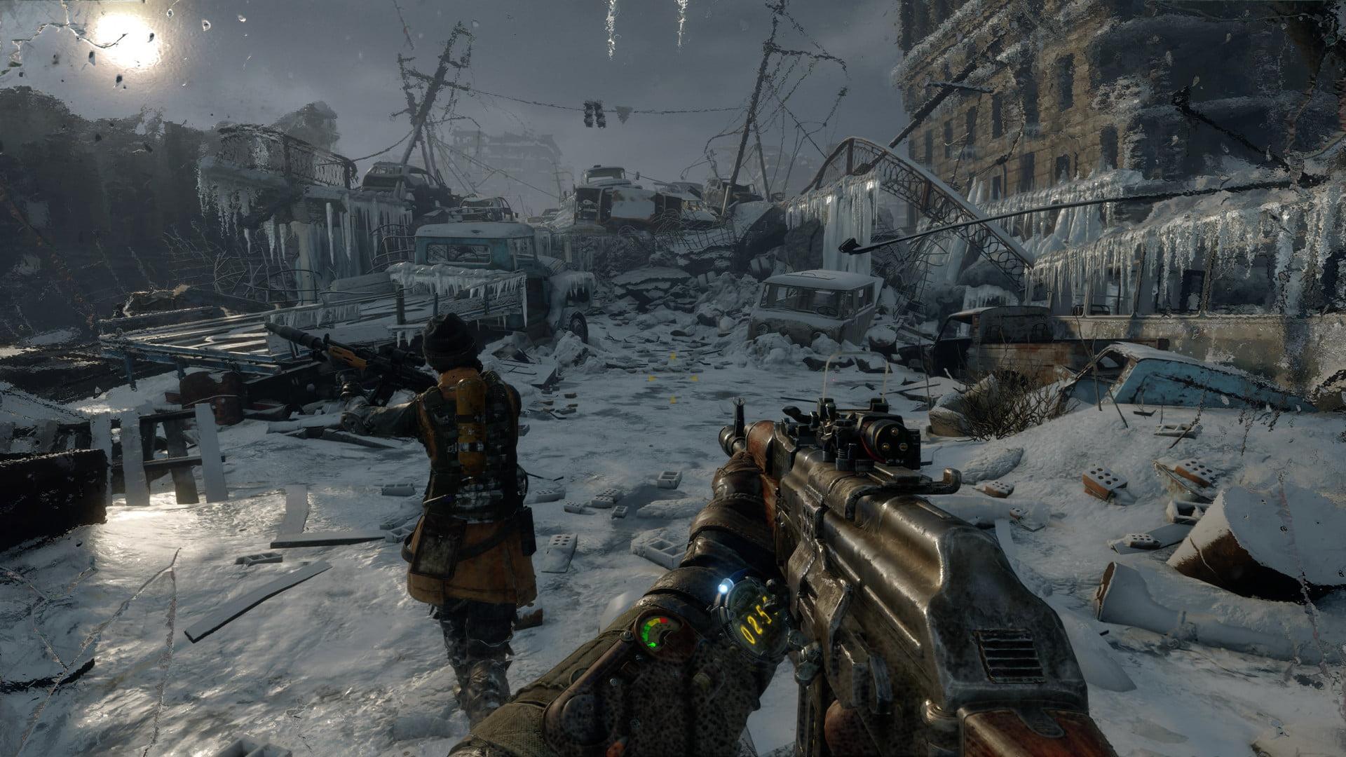 Metro Exodus : critique du jeu